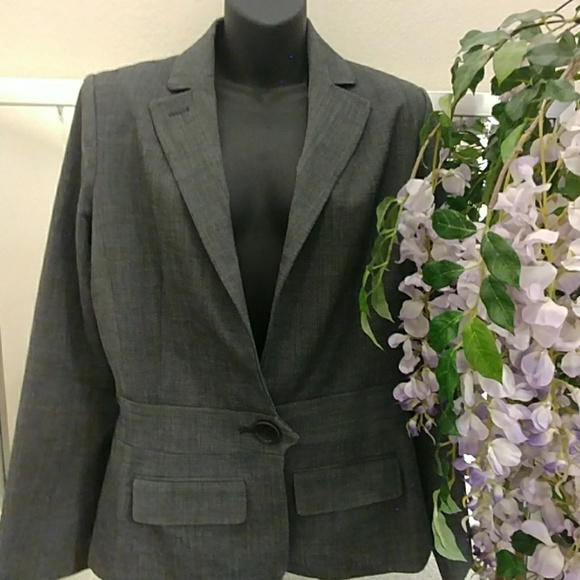 Jackets & Blazers - Diffusion D Single Breasted Blazer